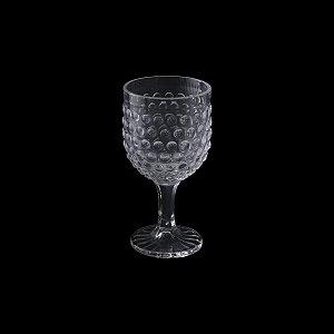 Conjunto 6 taças p/ água Bubble 260ml