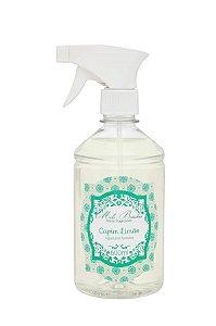 Água perfumada p/ tecidos Capim Limão 500ml