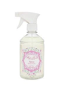 Água perfumada p/ tecidos Rosas 500ml