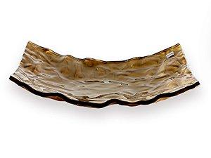 Centro de mesa Dourado 48cm