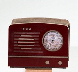 Porta controle Rádio Rubi - 3 divisórias