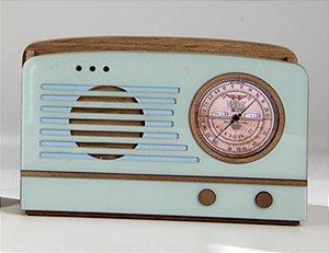Porta controle Rádio Aroeira - 5 divisórias