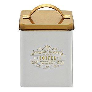 Pote quadrado p/ Café