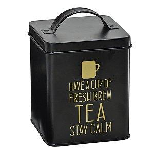 Pote Preto p/ Chá