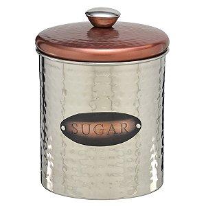 Pote Aço Inox Sugar