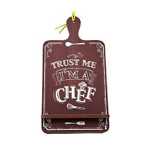 Tábua de Apoio I´m a Chef