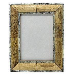Porta Retrato Madeira Osso I