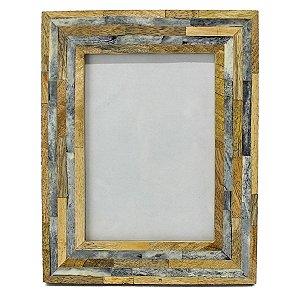 Porta Retrato Madeira Osso II