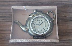 Relógio Parede Design Chaleira