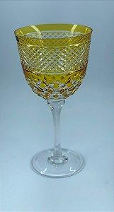 Taça p/ Vinho Branco Amarelo