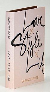 Livro Decor P Love Style Life
