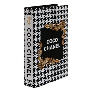 Book Chanel Pied de Poule G