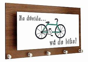 Porta Chaves Alto Relevo Bike