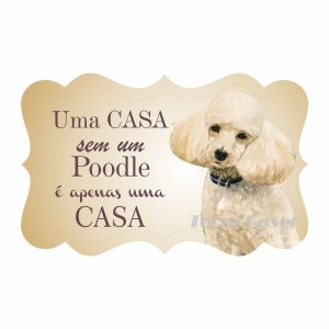 Placa Digital Poodle PT