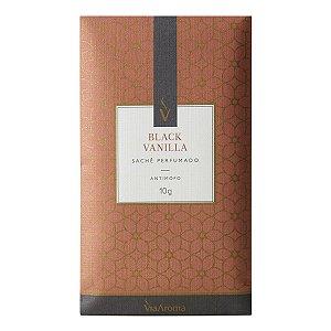 Sachê Perfumado Black Vanilla 10g