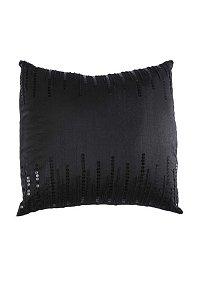 Capa p/ Almofada Black 40cm