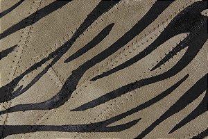 Capa p/ Almofada Zebra