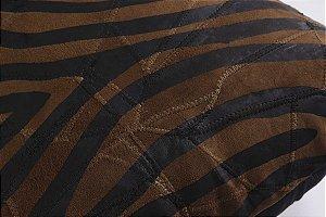 Capa p/ Almofada Estampa Tigre