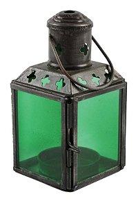 Lanterna Decorativa Verde