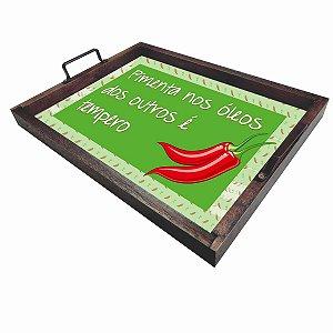 Bandeja Azulejo Pimenta P
