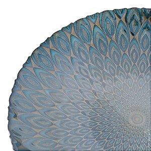 Centro de Mesa Peacock 40cm