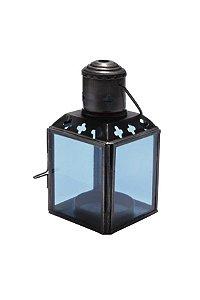 Lanterna Decorativa Azul