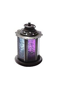 Lanterna Decorativa Pink e Azul