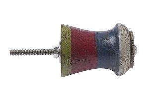 Puxador p/ Porta Madeira II 4x8cm