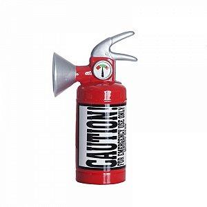 Cofre Extintor Vermelho
