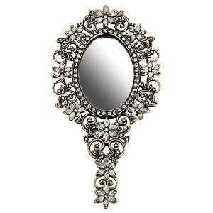 Espelho de Mão 22 Cm