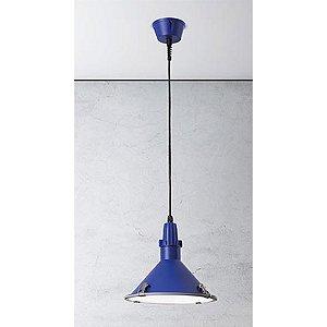 Pendente Bell Azul