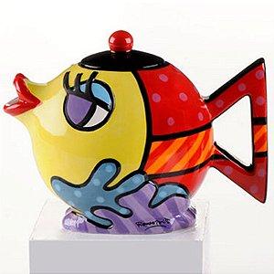 Bule Fish - Romero Britto