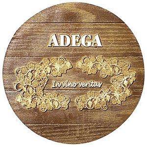 Placa Adega