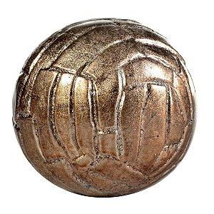 Bola Decorativa Ouro 9,0 Cm