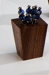 Petisqueiro Glamiss Azul Escuro