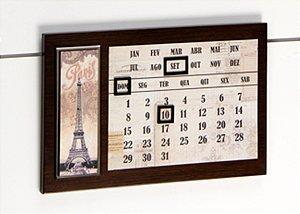 Calendário Paris