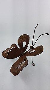 Escultura Borboleta P
