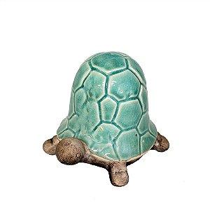Tartaruga em Cerâmica