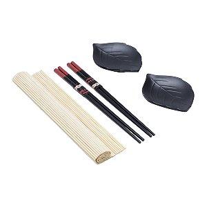 Conjunto para sushi