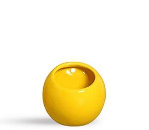 Floreira amarela