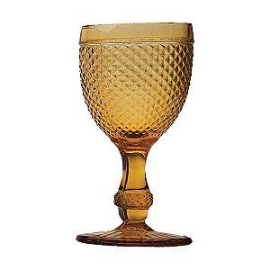 Conjunto 6 taças p/ vinho âmbar 235ml