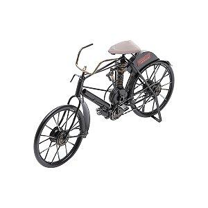 Bicicleta decorativa 16cm