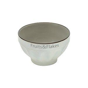 Conjunto 2 Bowls Allure Cinza