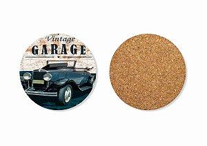 Porta Copos Vintage Garage
