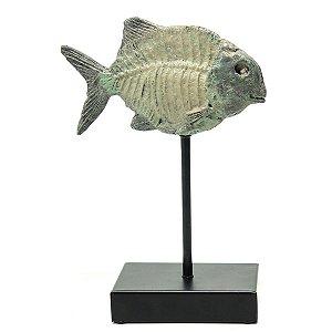 Escultura Peixe