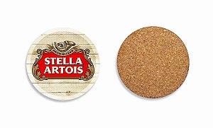 Porta Copos Stella Madeira