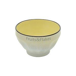 Conjunto 2 Bowls Allure Amarelo