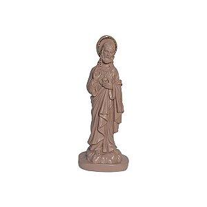 Escultura Refúgio Divino Sagrado Coração de Jesus