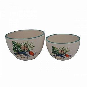 Conjunto de bowls Tucano