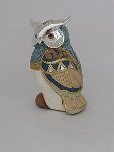 Coruja Decorativa 14cm